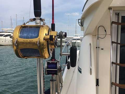 Alquiler de barcos para pesca de fondo