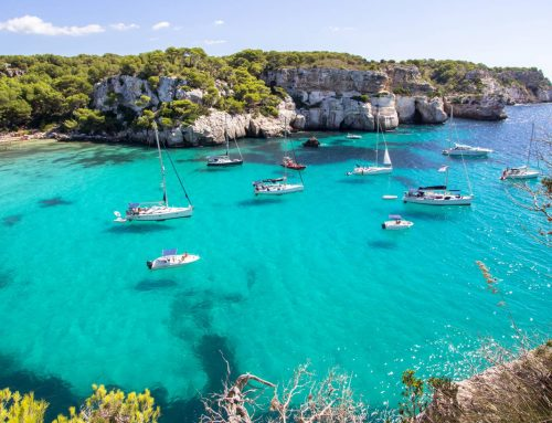 Alquileres ilegales de barcos en Baleares